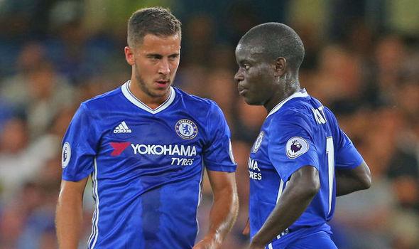 Ballon d'Or 2018 : Chelsea Duo Of Eden Hazard & N'Golo Kanté Make Cut ! 31