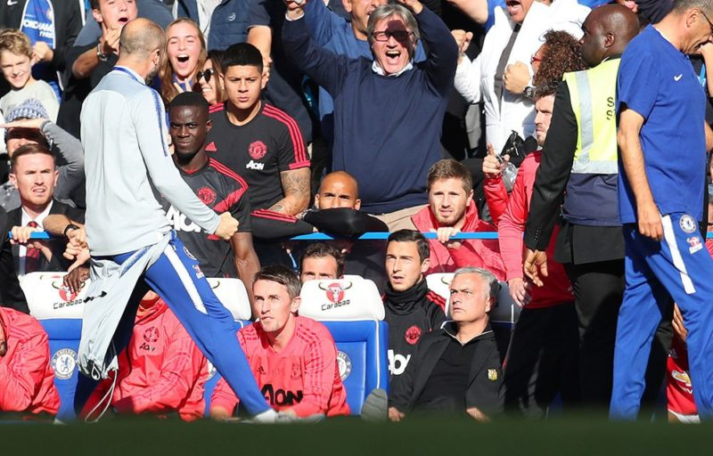 Marco Lanni Behaviour 'Absolutely Ridiculous !' - Pardew Backed Mourinho Over Touchline Scuffle 1