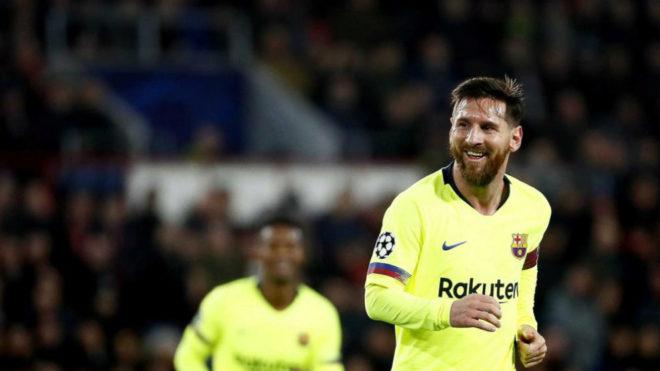 Lionel Messi Surpass Ronaldo To Reclaim UCL Goalscoring Record 1
