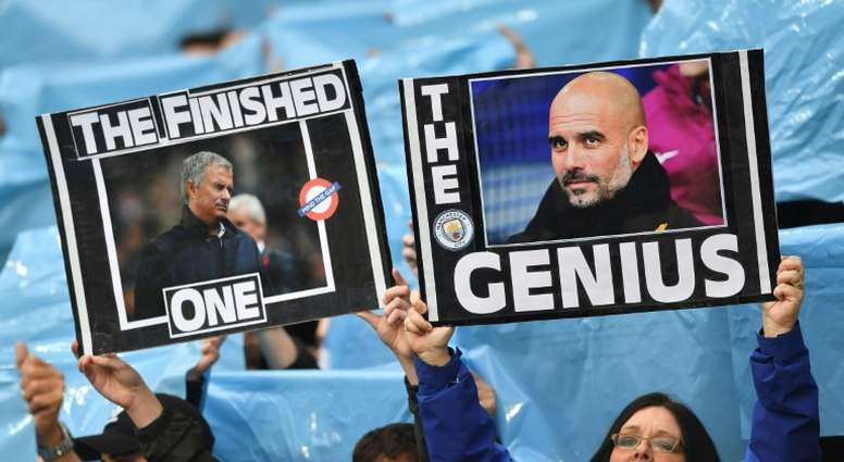 Manchester Derby : The Battle Of Two Special Managers 1