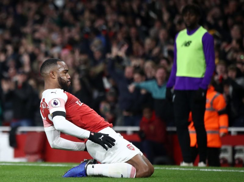 Lacazette Curly Beauty Ensure The Spoils Are Shared In An Entertaining Stalemate 1