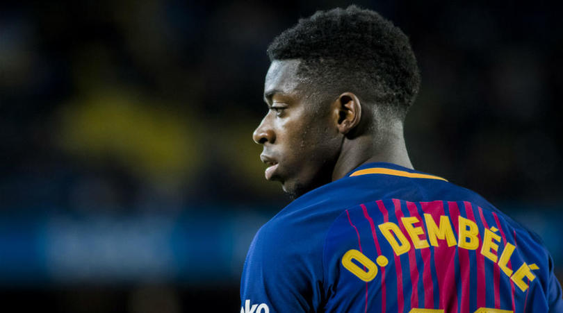Barcelona Gives Ousmane Dembele One Last Shot 1