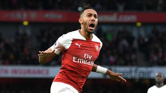 Keep Scoring ! Don't Stop - Emery Challenges Aubameyang To Finish As EPL Top Scorer 1
