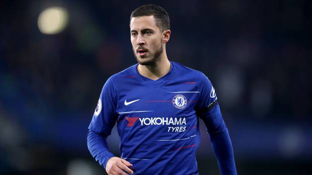 Hazard Ponders On Chelsea Future : I Don't Want To Have Any Regrets 1