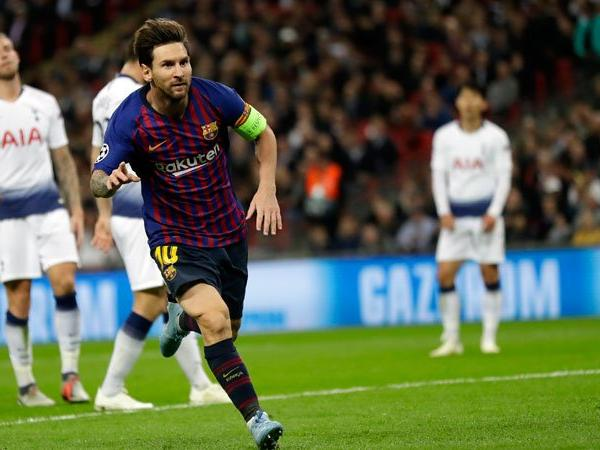 Any Team That As Lionel Messi Is Slightly More The Favourite - Nayim 1