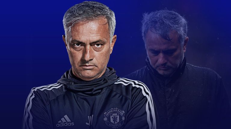 Manchester United Has A Future Without Me - Mourinho 1