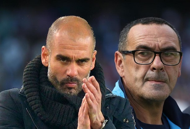 I Don't Know How To Beat Guardiola, I've Lost Every Game Against Him - Sarri 1