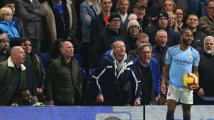 Sterling Racial Abuse : Chelsea Suspends Fans For Alleged Discrimination 1