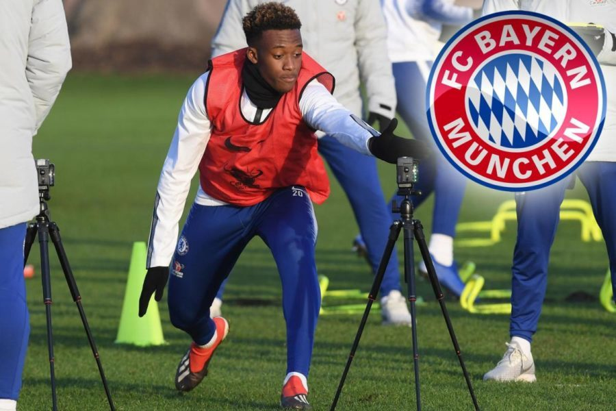 Chelsea Will Report Bundesliga Champions To FIFA If There's Evidence Of 'Tapping Up' Hudson-Odoi 1