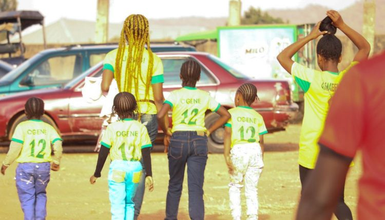 Ogene Elijah Enjoying Cult-Hero Status At Plateau United 3