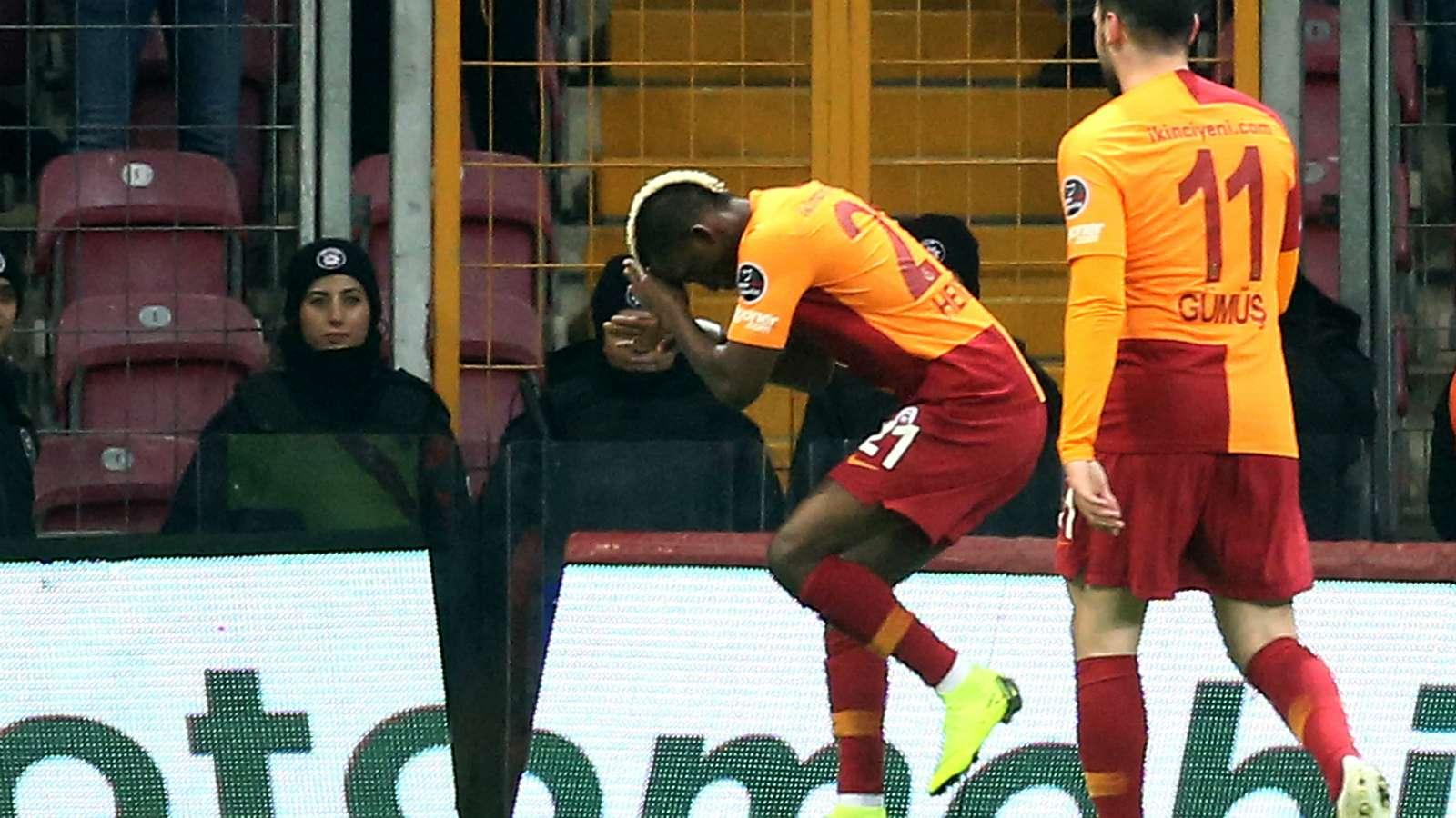 Henry Onyekuru Hat-Trick Helps Galatasaray Secure Biggest Win In 32 Years 1