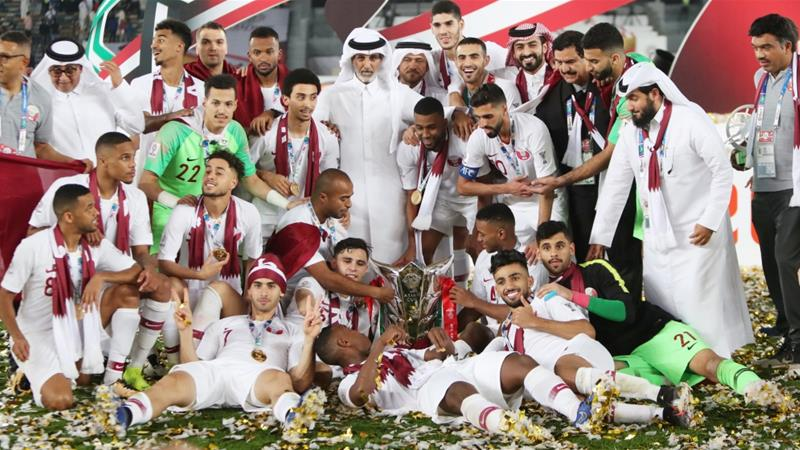 Qatar Shock Japan To Win First Asian Cup, As Almoez Ali Break Goal-Record 5