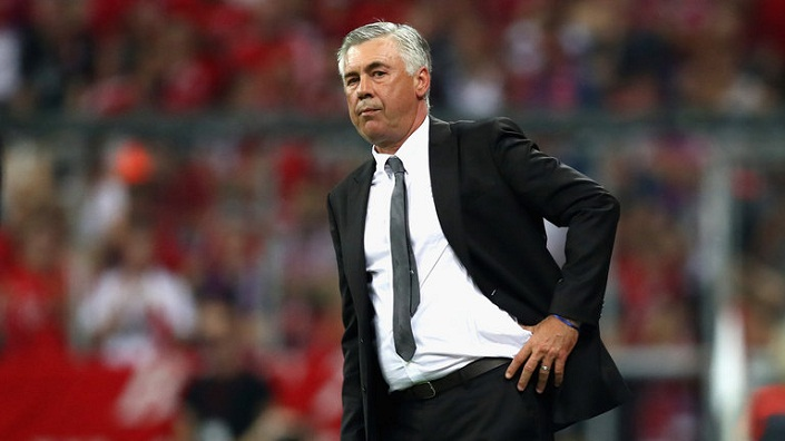 I Would've Find The Closest Bridge And Jump Off If I Was PSG Boss- Ancelotti 1