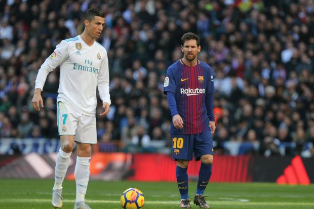 Although It Was A Bit Difficult To See Him Win Trophies, I Miss Cristiano - Messi 1