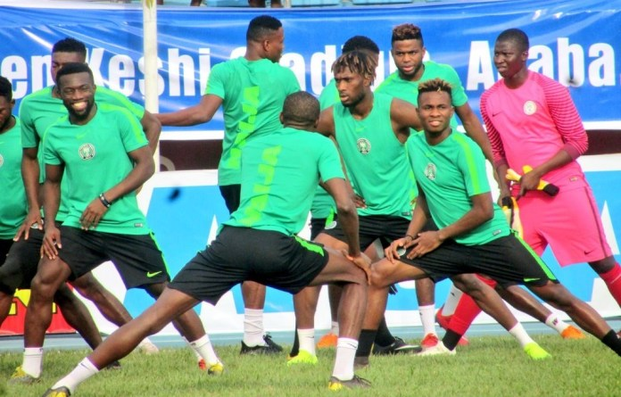 AFCON U23 Qualifier: Imama Amapakabo To Inject Fresh Legs For Return Tie Against Libya 1