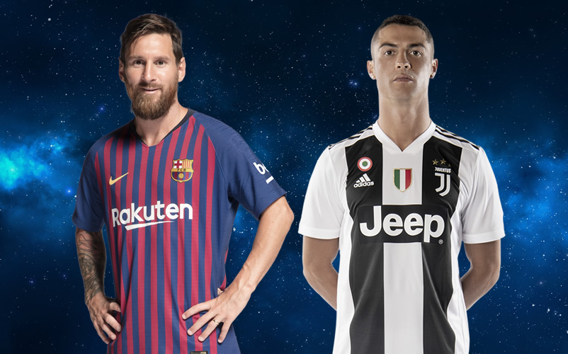 600th Career Goals: Another Milestone Chase For Messi & Ronaldo 1
