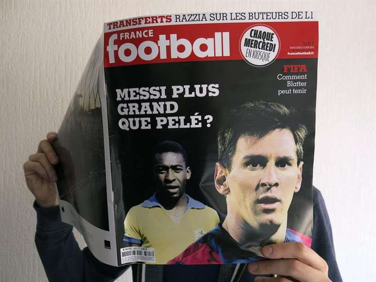 Messi Is 50 Goals Shy From Surpassing Pele's Record To Become The Greatest Player Ever 1