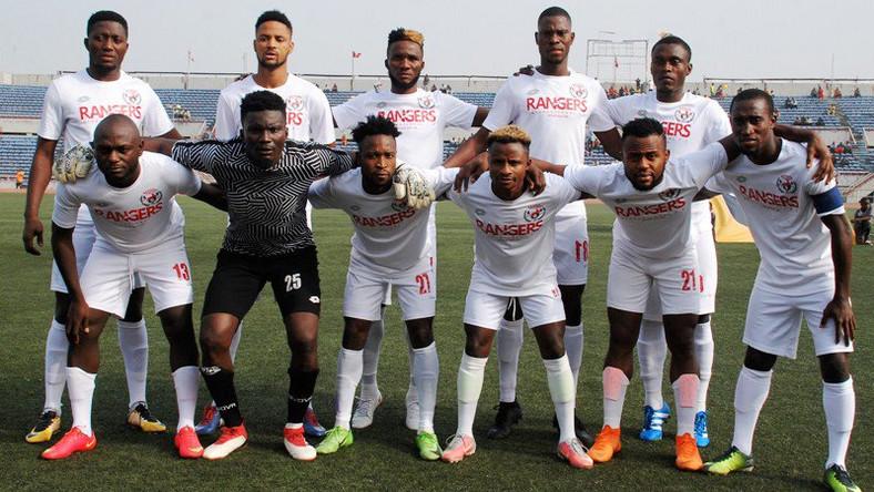 Enugu Rangers : An Antelope Flying High Above All 3