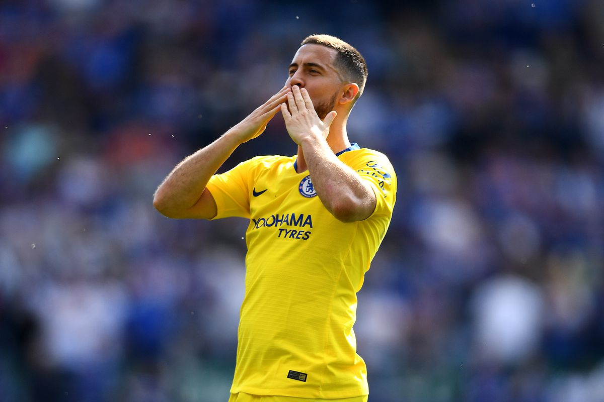 Hazard Vows Never To Play For Another English Club, As He Opens Up Ahead Of Madrid Move 1