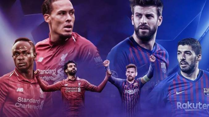 Liverpool vs Barcelona: OPTA Facts In Numbers 1