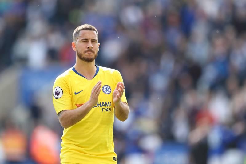 Eden Hazard Beats Van Dijk, Bernardo Silva, Mane To Premier League award 1