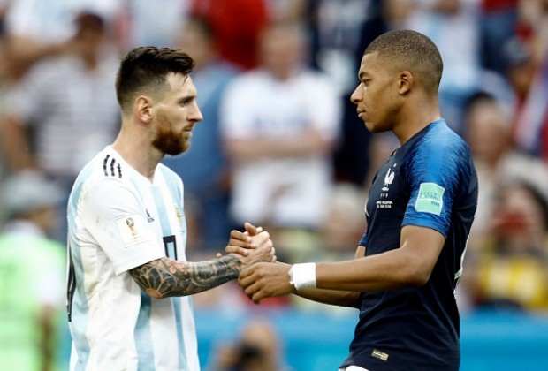 Messi Is The Number One In Everything And He Deserves The Ballon D'or - Mbappe 1