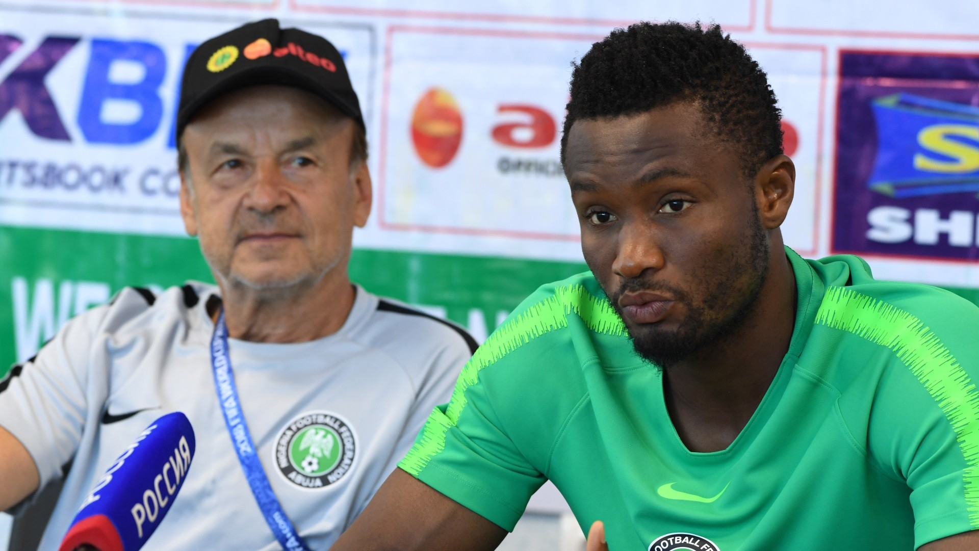 AFCON 2019: Mikel Obi Will Lead & Inspire Super Eagle's Young Guns - Gernot Rohr 1