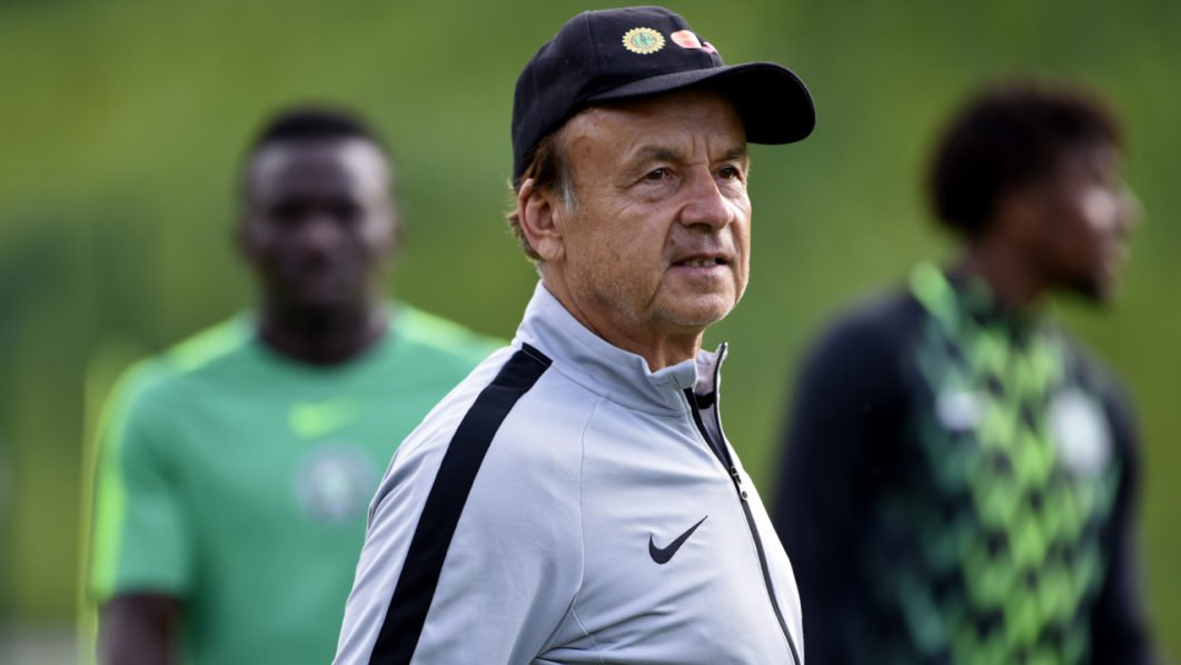 AFCON 2019: Dropping Iheanacho & Ajayi, A Difficult Decision For Me - Gernot Rohr 1