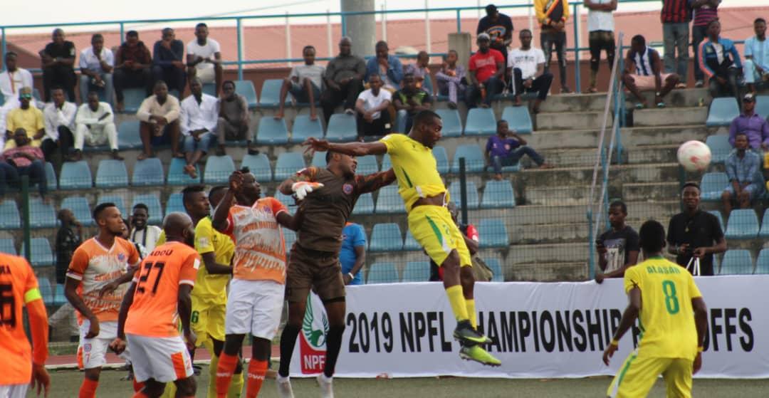 2019 NPFL PLAYOFF MD 2: Akwa United, Rangers Win, As Kano Pillars Edge Enyimba 9