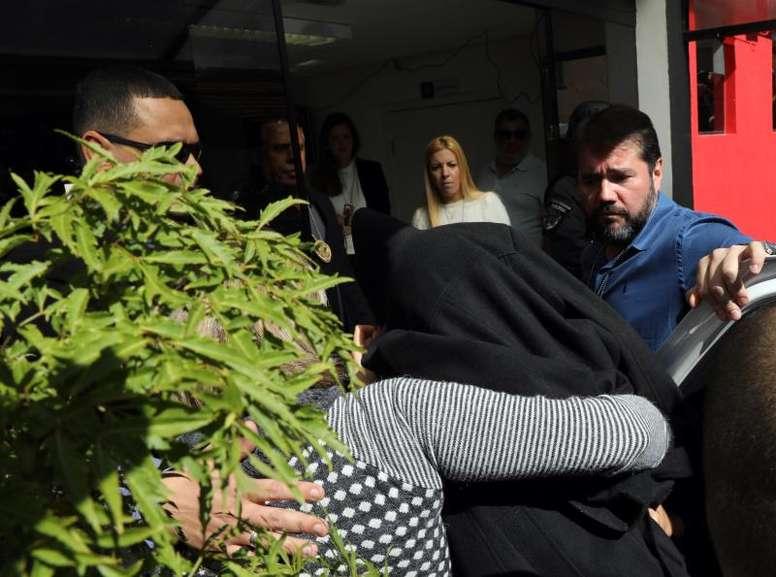 Neymar Rape Scandal: Najila Trindade Testifes In Front Of Police 1