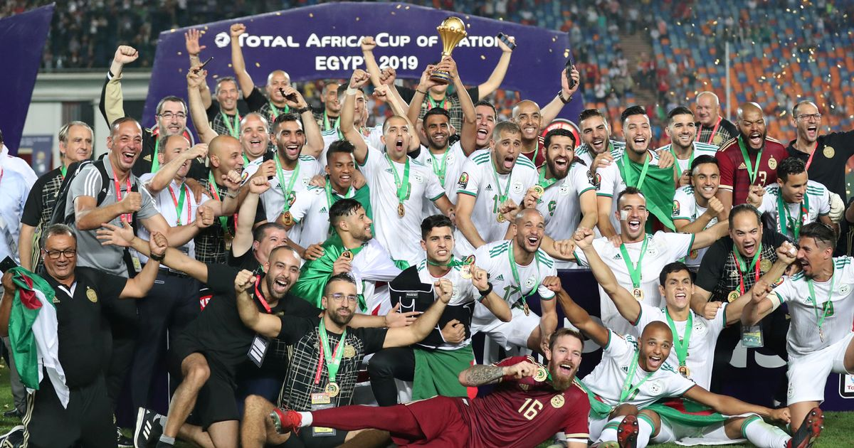 AFCON 2019 : Team Of The Tournament 23