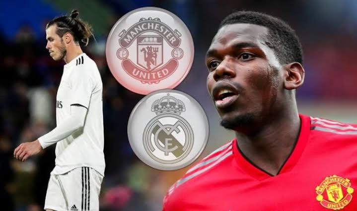 Real Madrid To Fund €150m Paul Pogba Pursuit From Gareth Bale Cash On 5