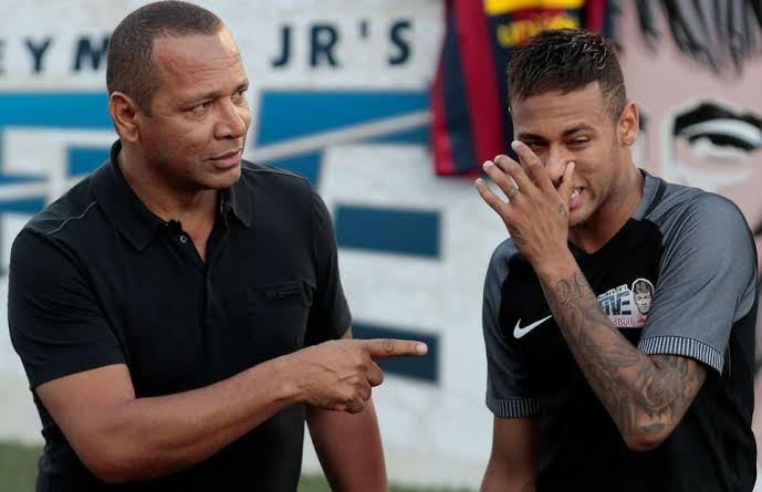 Neymar's Return Hits Woodwork As Father Denies Being In Barcelona For Negotiation 5
