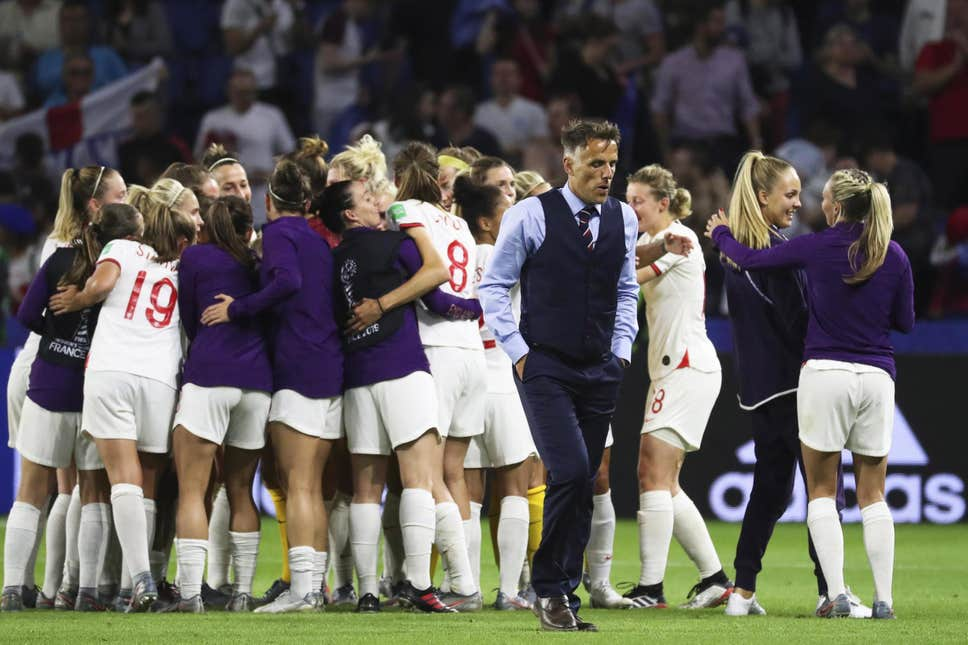 Women's World Cup 2019: England Aiming To Make History Against USA 5