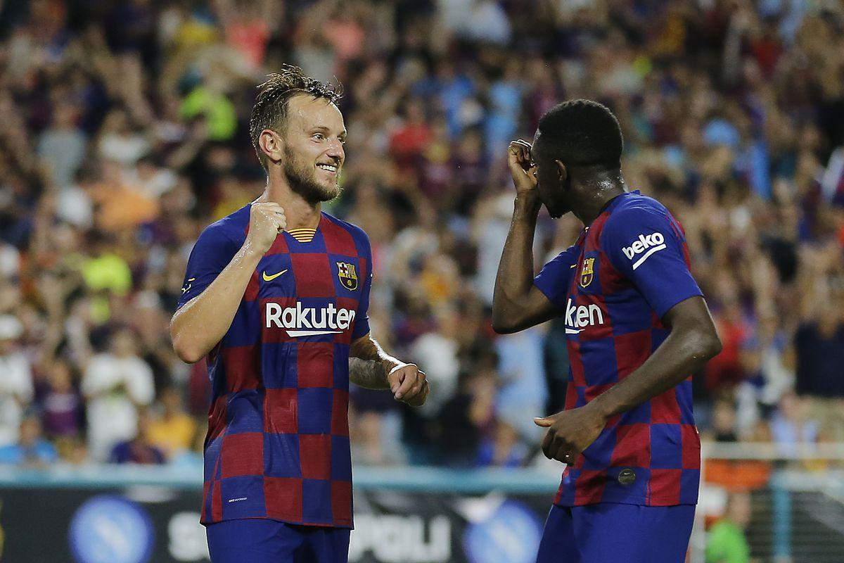 Neymar Comeback: Rakitic Agrees, Dembele Not Comfortable Becoming A Bargaining Chip 1