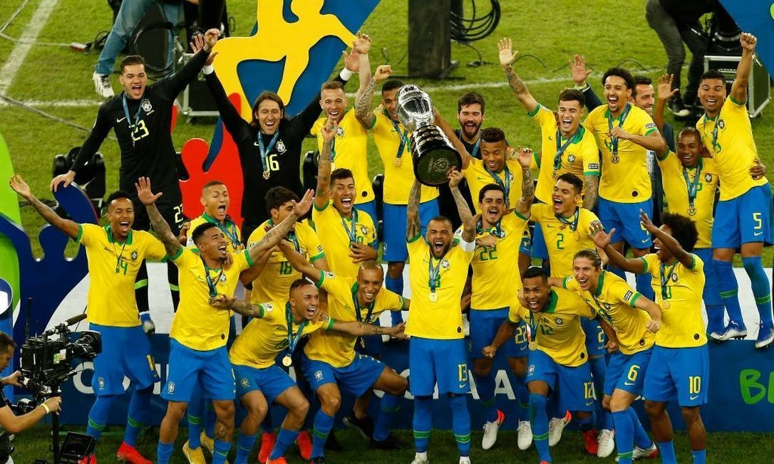 South American Giants Brazil To Face Super Eagles In October 1