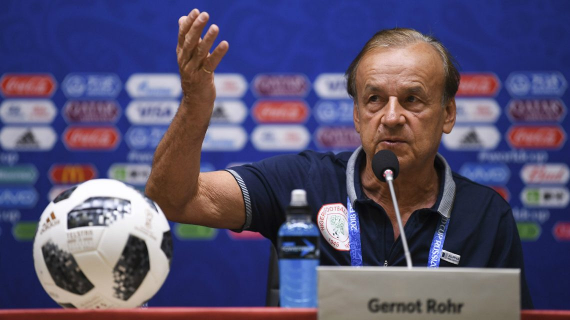 Gernot Rohr Reveals Super Eagles Next Friendlies, Resolves Goalkeeping Crisis 1