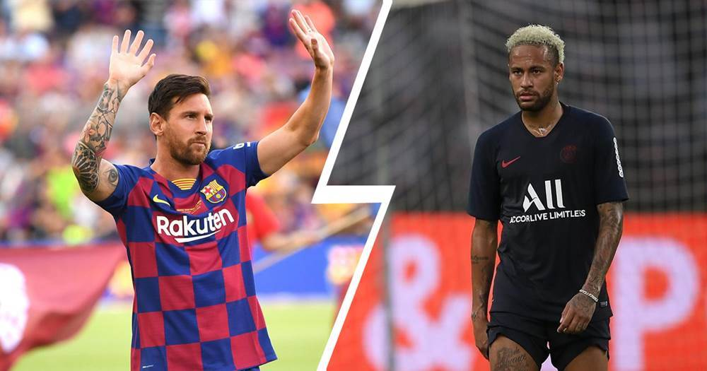 I Don't Know If Barcelona Did Everything Possible To Ensure Neymar's return - Messi 1