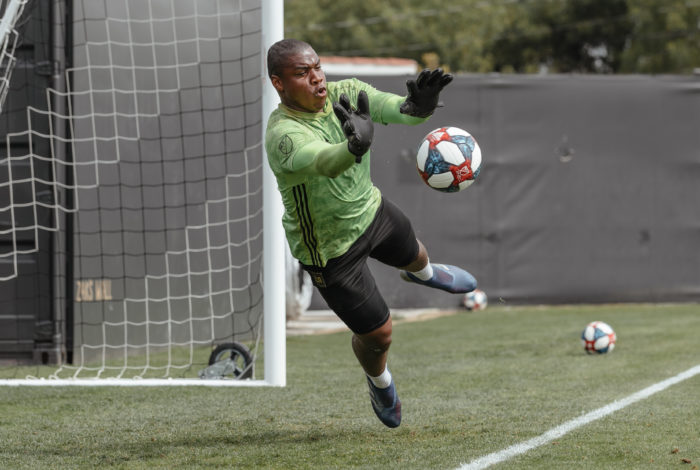 Los Angeles FC's Shot-stopper Philip Ejimadu, Could Well Be A Quick Fix For Super Eagles 1