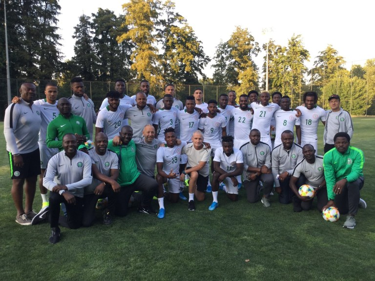 Ukraine Friendly, A Chance For The New Boys To Prove Their Worth - Rohr 1