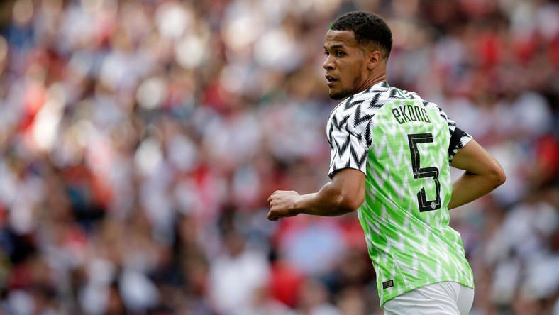 Top NFF Big Guns Want Troost-Ekong Banned From Playing For Super Eagles 1