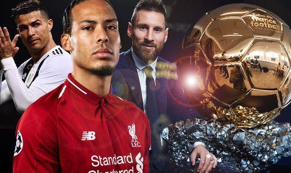 The 2019 Ballon D'Or Nominees: Messi, Ronaldo, Van Dijk & 27 Others 1