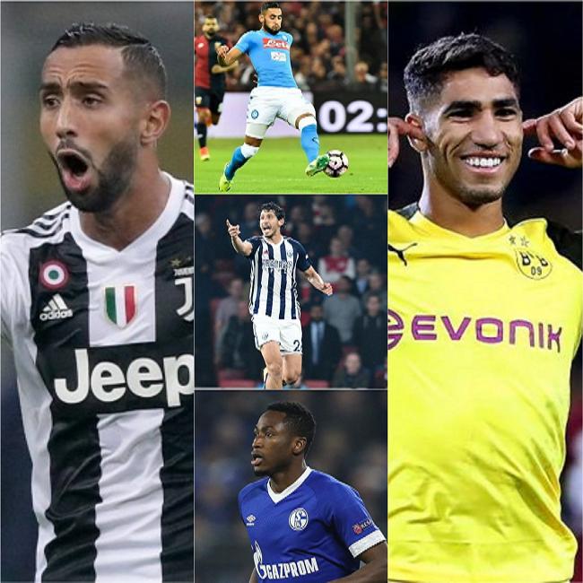Top Ten African Defenders As At 2016-2019 21