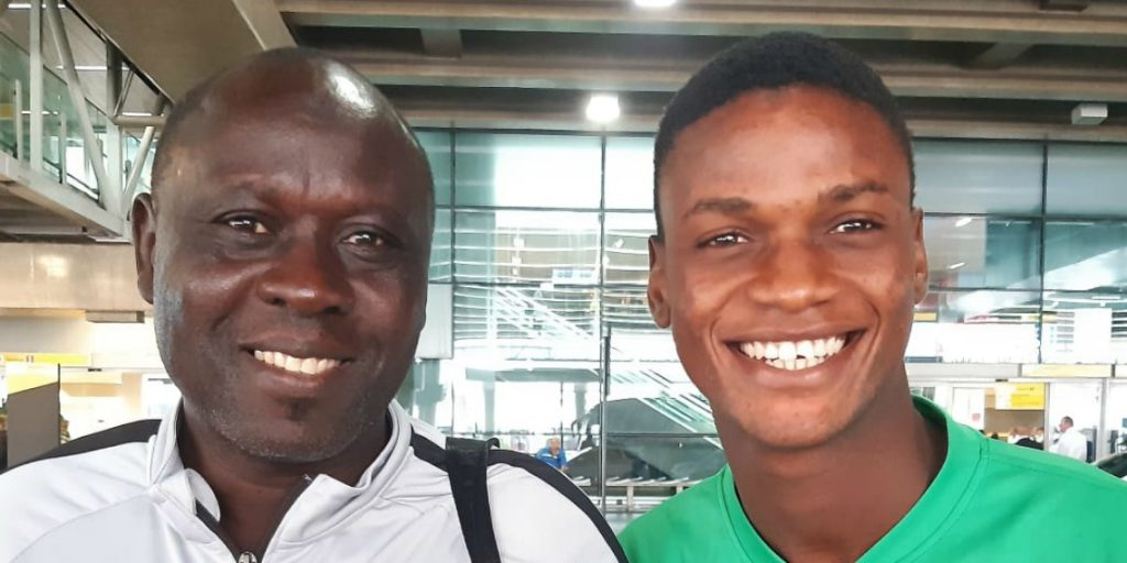 "Brace Up For Golden Eaglet ! ""We Are In Brazil To Win The FIFA U-17 World Cup"" - Manu Garba 1"