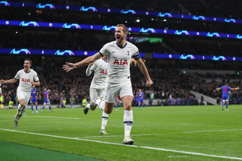 Harry Kane Becomes The Fastest Player To Score 20 Goals In The Champions League 1