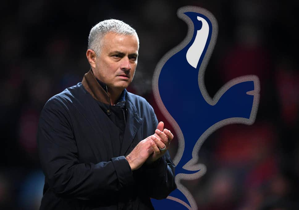 Breaking News ! Jose Mourinho Appointed As Tottenham Hotspur New Manager 1