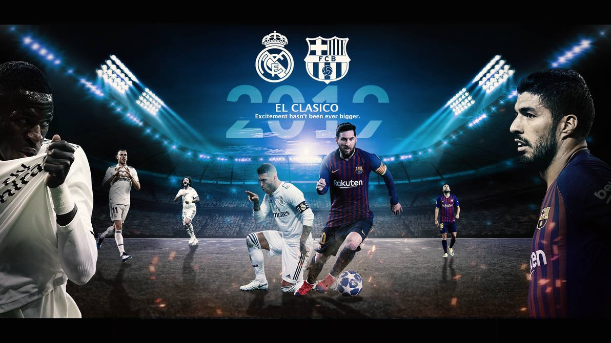 El-Clasico - A Must Win For The Two Titans ! 7