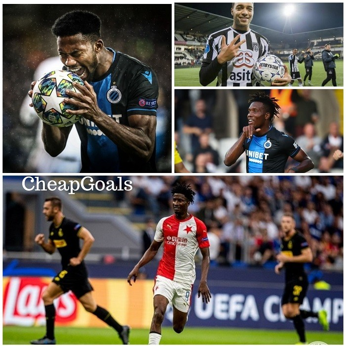 Four Players That Could Rival Victor Osimhen For The Number Nine Spot 9