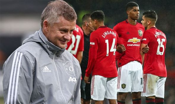 Manchester United And Solskjaer Face December scare 5