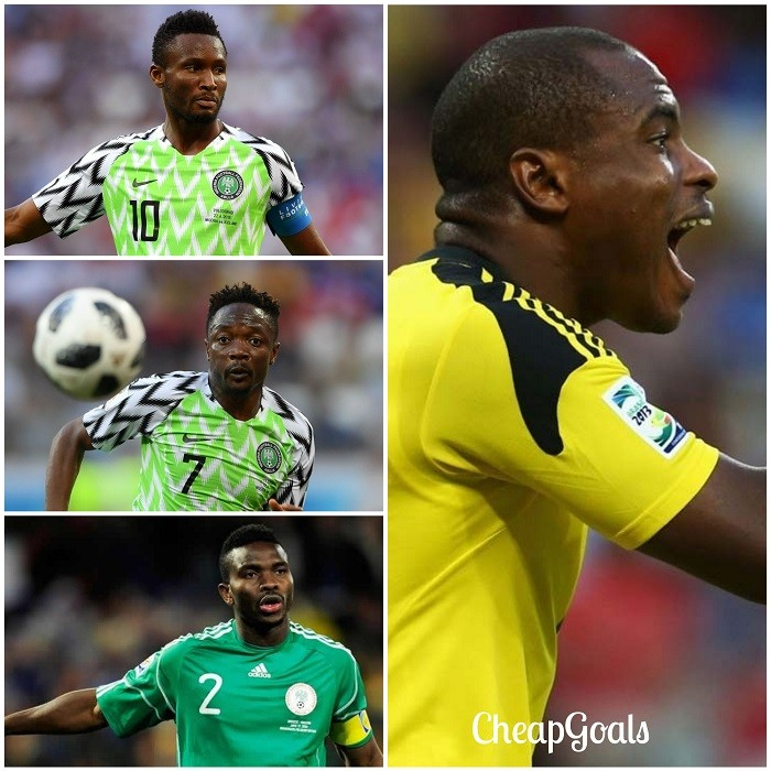 Top Super Eagles Players Of The Decade (2010-2019) 21